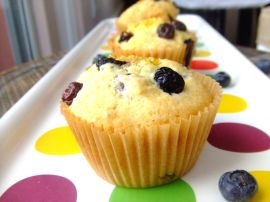 blueberry lemon muffins alt 1