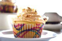 Vanilla and Caramel Gluten Free Cupcakes